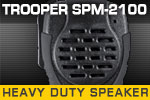 SPM-2100 Trooper Heavy Duty Remote Microphone