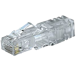 Category 6 UTP Modular Plug (Pkg. of 100)