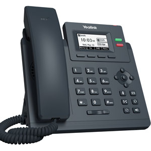 Entry Level IP Phone with 2 Lines