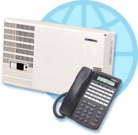 comdial dx-80 telephone system, comdial dx80, dx-80 phone system, dx-80 voice mail