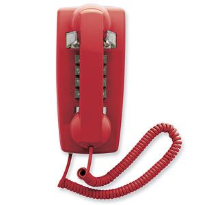 Single-Line Wall Phone