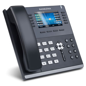 Mid-Level IP Phone