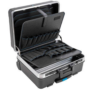 GO Wheeled Tool Case with Module Boards