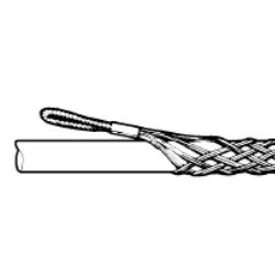 Leviton Offset Eye Standard Duty, Cable DIA. Range 0.50-0.61