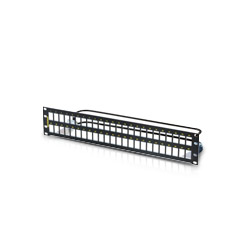 Legrand - Ortronics Unloaded Shielded 48 Port Patch Panel