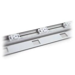 Plugmold® 2400 Series™ 6' NEMA 5-20R Power Strip
