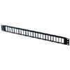 48-port Rear Load Maximum Density Category 6 Patch Panel Kit (1 Rack Unit)