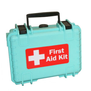 Med Shield 10 Professional Grade Emergency First Aid Kit
