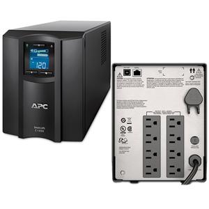 1000VA Smart-UPS LCD 120V
