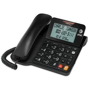 Single Line Corded Speakerphone with Display