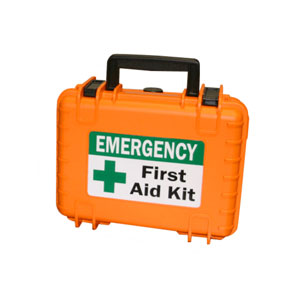 Med Shield 5.0 Professional Grade Emergency First Aid Kit