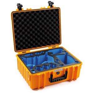 DJI FPV Drone Case - Orange