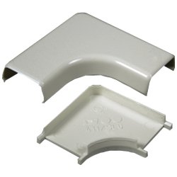 Legrand - Wiremold 400 Series Flat Elbow Fitting