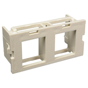 Legrand - Wiremold 2A Unloaded Single AMP NETCONNECT Module (Package of 10)