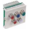 110 Style Audio/Video Module, RCA component Video, L/R Audio