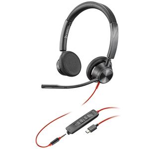 Blackwire 3325 Microsoft USB-C Headset