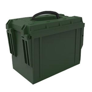 Small Ammunitions Case - Green