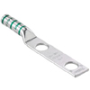 Two-Hole Copper Compression Long Barrel Lug, (Package of 6)