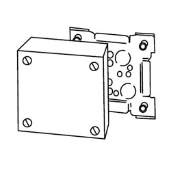 Legrand - Wiremold 3000® Series Utility Box