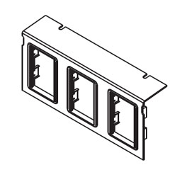 Legrand - Wiremold AC Series™ Communication Plate