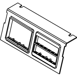 Legrand - Wiremold AC Series Communication Plate