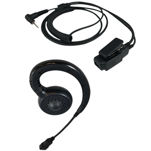 Durafon and FREESTYL non-UHF Microphone and Earpiece