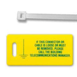 Rack Grounding Yellow Tag Kit