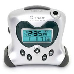 Oregon Scientific, Inc. Temperature with Projection Clock