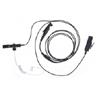 2-Wire Surveillance Kit with Alternate Style PTT/Mic Switch
