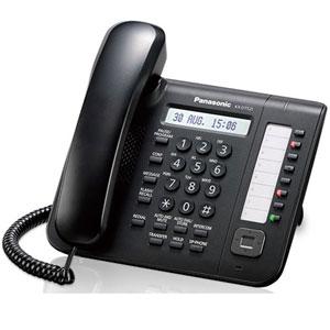 Panasonic KX-DT500 Series Digital Proprietary 8 Button 1-Line LCD Speakerphone