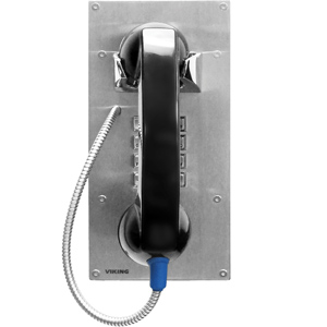 Vandal Resistant VoIP Panel Phone with 12